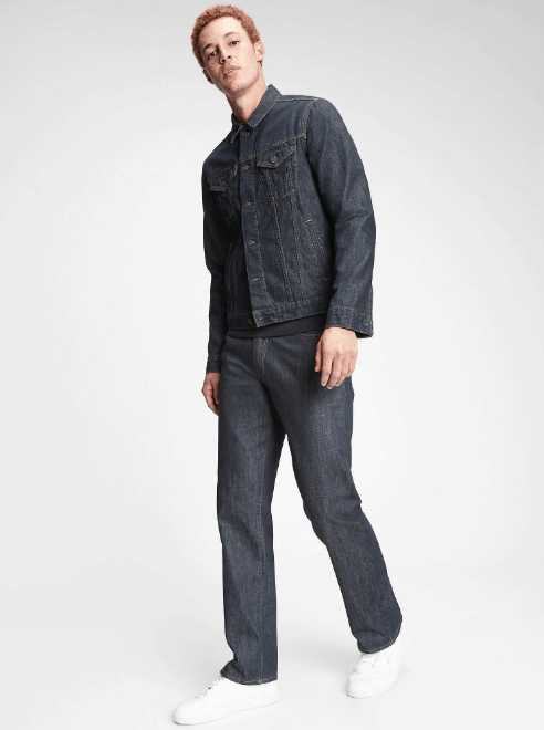 GAP Standard Jeans With Washwell