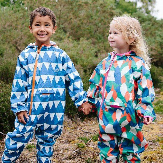 Ecolight Puddle Suit