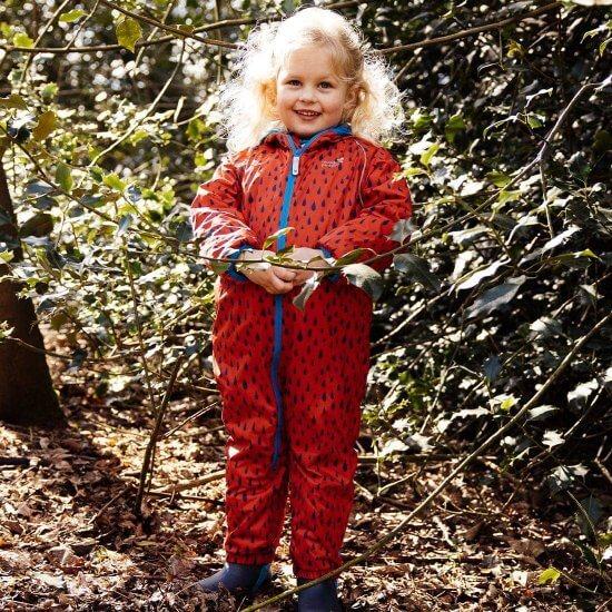 Ecosplash Fleece Lined Puddle Suit