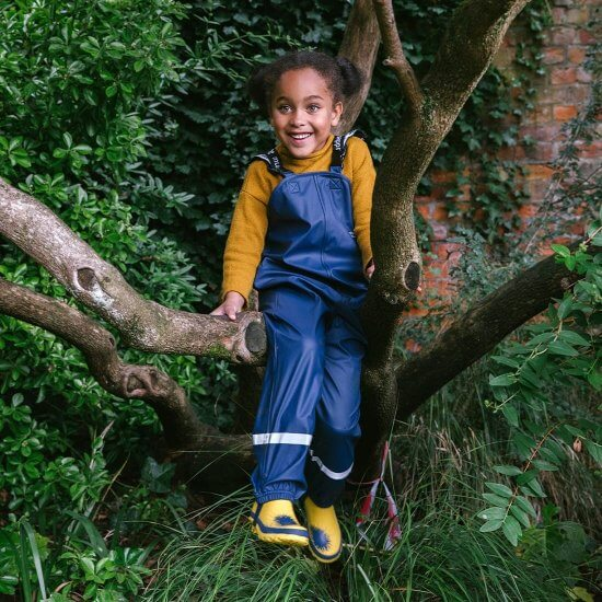 Rainy Day Dungaree Recycled