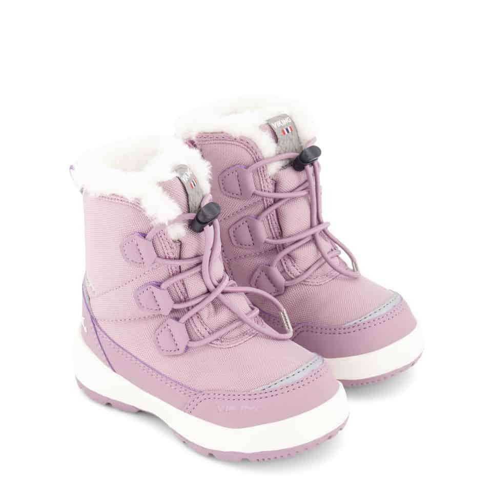 Viking Dusty Pink Montebello GTX Boots